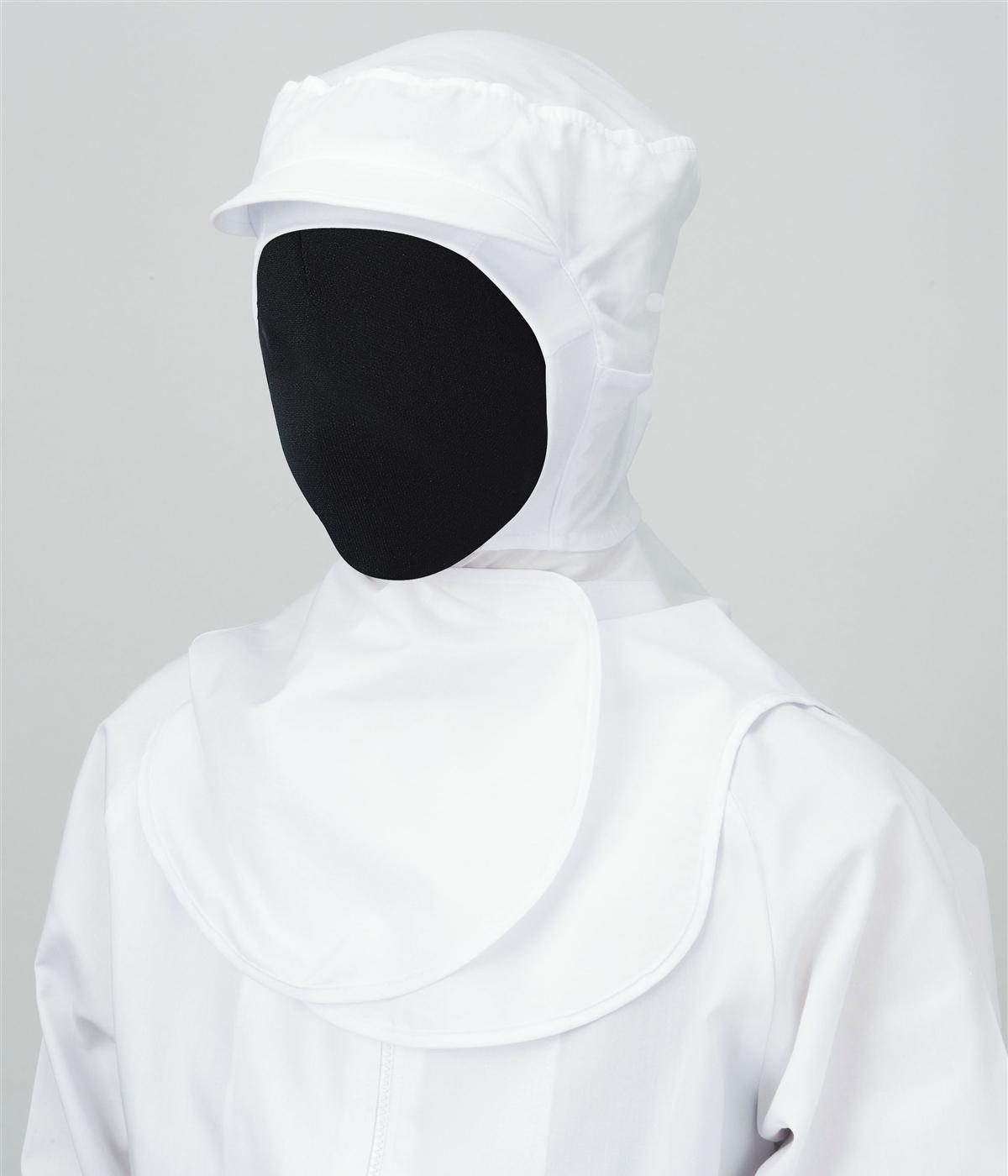 クリーン頭巾