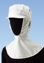 クリーン頭巾・無塵頭巾